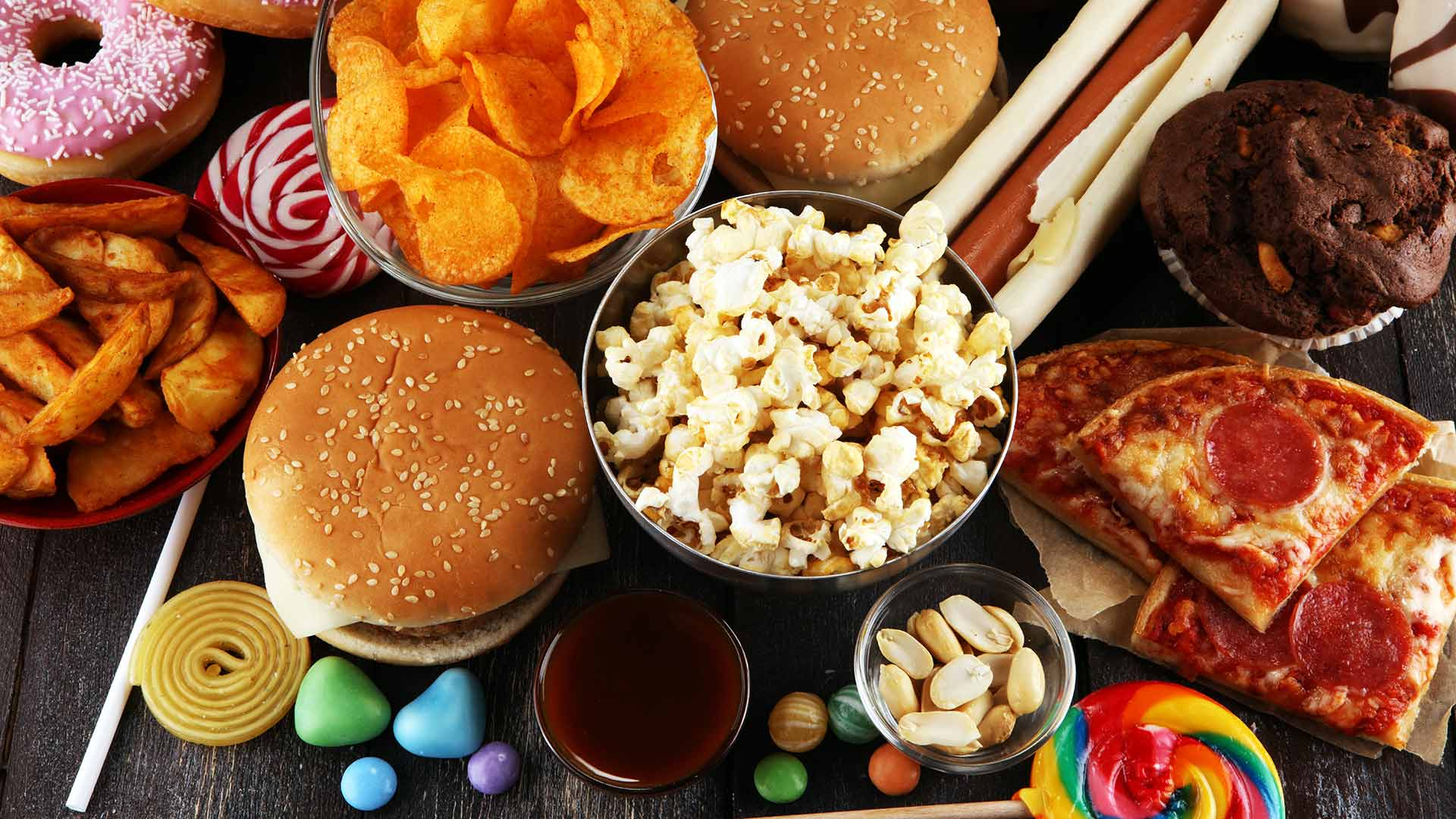 Maintain a Healthy Diet By Avoiding These Common Unhealthy Foods